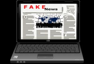 Fake News - Bild: Pixabay