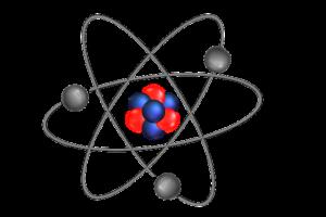 Lithium Atom, vereinfachte Darstellung - Bild: Pixabay