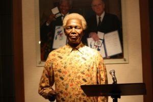 Nelson Mandela - Bild: Pixabay