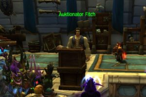 World of Warcraft Auktionshaus