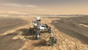 Perseverance Rover, Bild: NASA/ JPL-Caltech
